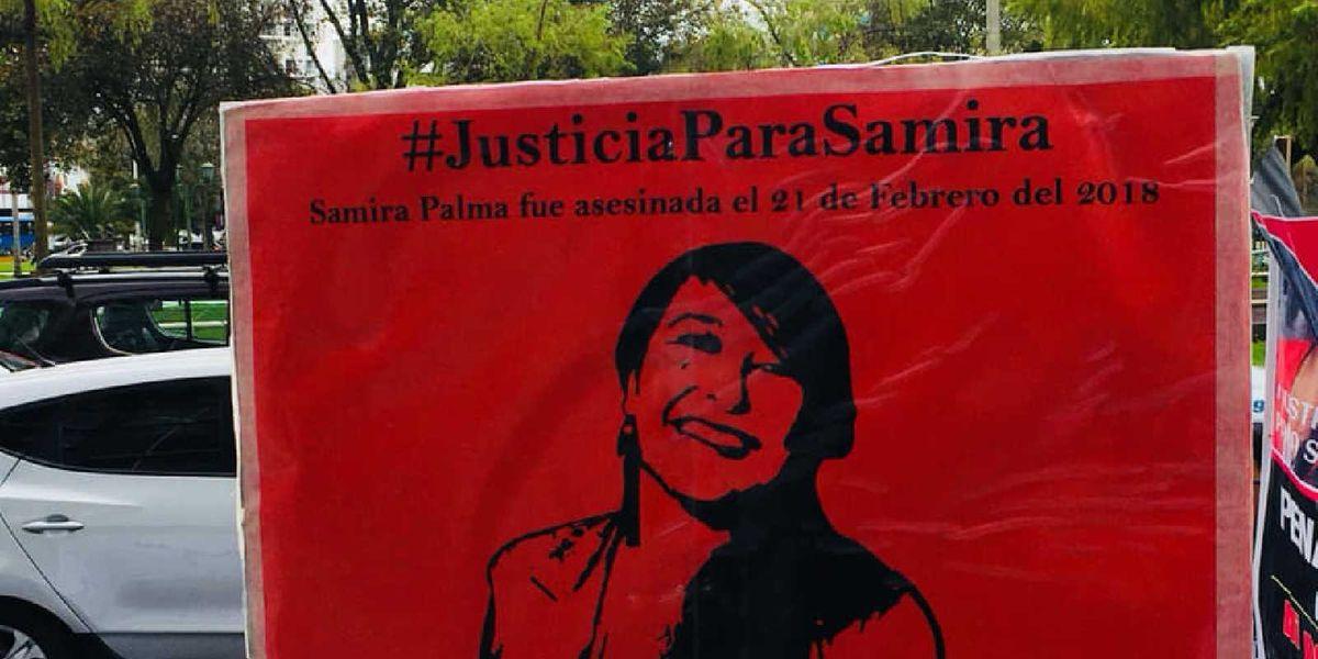 ¡Justicia para Samira! Dictan sentencia de 26 años a hombre que asesinó a su pareja en Quito