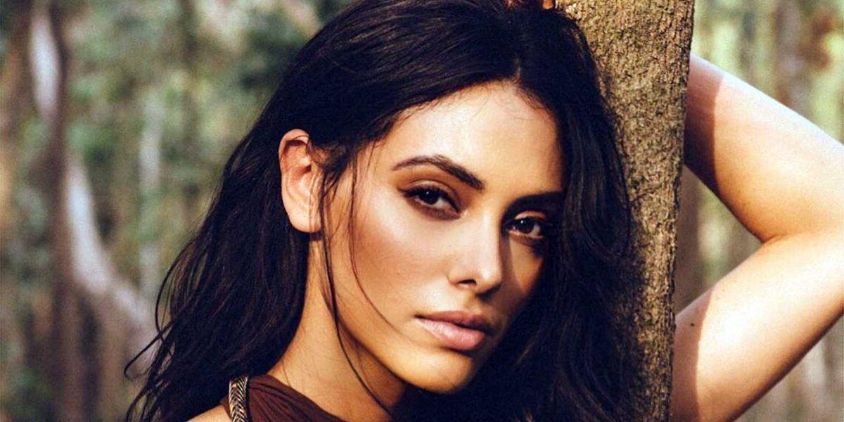 ¡Esta Ex Miss Universe Puerto Rico calentó las redes con candente sesión de fotos como Dios la trajo al mundo!