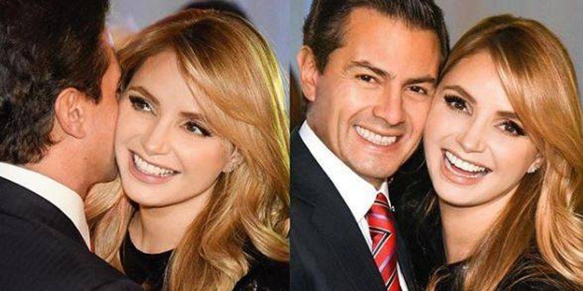 Angélica Rivera revelaría en serie de Netflix todos los detalles de su vida como primera dama de México