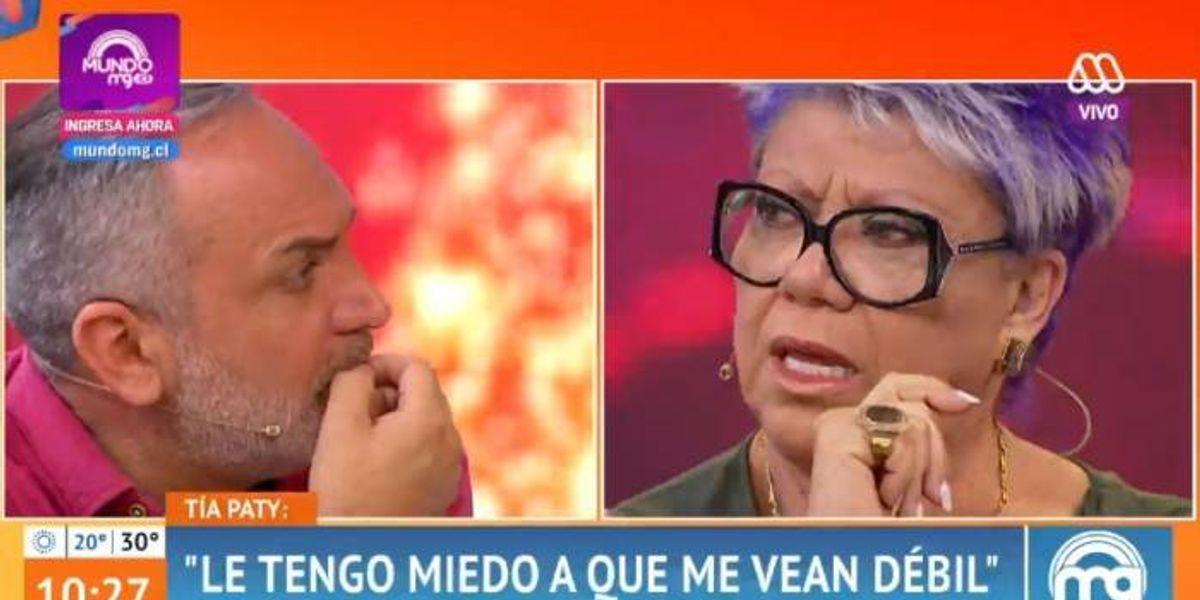 """""""Tengo pena y mucho miedo"""": Patricia Maldonado habla sobre su año más complejo en """"Mucho Gusto"""""""