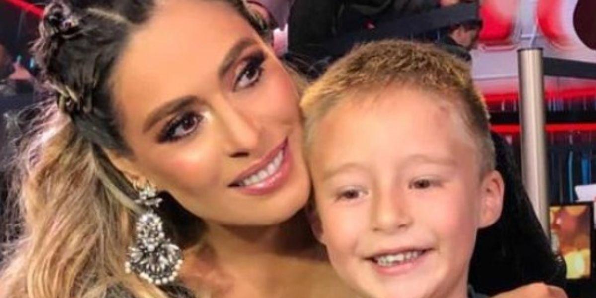 """Galilea Montijo levantó sospechas de embarazo durante la transmisión de """"Hoy"""" por esta razón"""