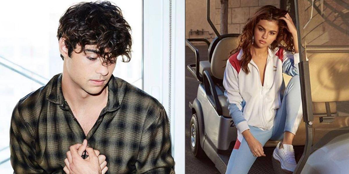 ¡Enamorado! Noah Centineo demuestra una vez más su amor por Selena Gómez con un tierno comentario