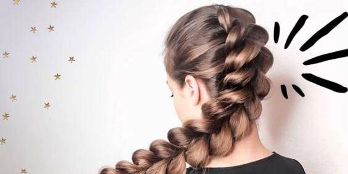 Peinados de trenzas para transformar tu look sin ir al salón de belleza