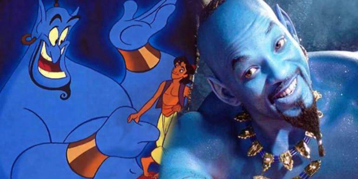 """5 razones por las que Will Smith será el mejor Genio en la nueva película de """"Aladdin"""""""