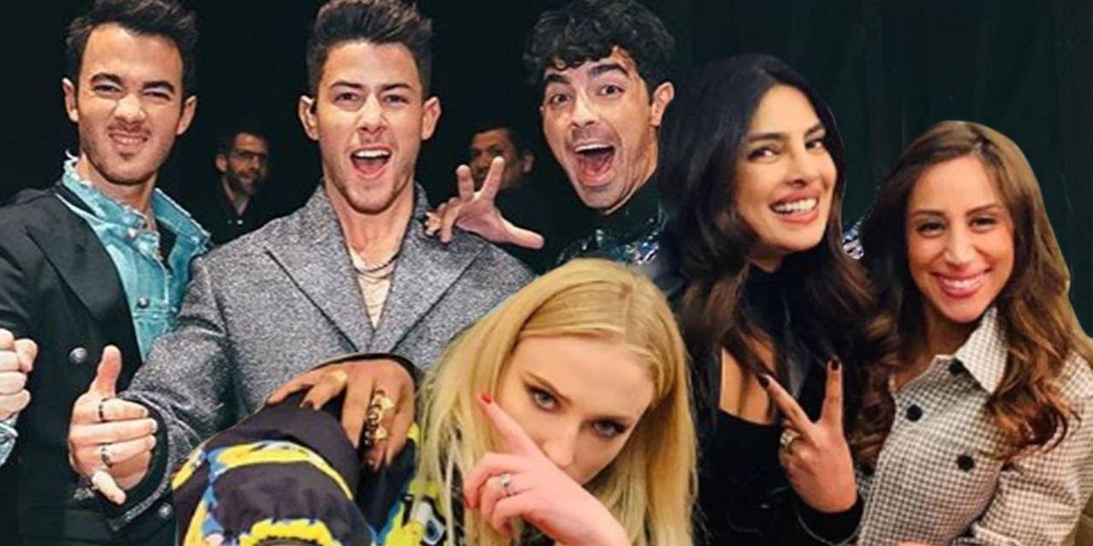 Así es el increíble estilo de las esposas de los Jonas Brothers