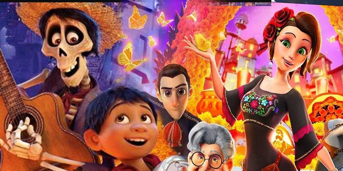 Las duras críticas a la película 'Día de Muertos' y las inevitables comparaciones con 'Coco'