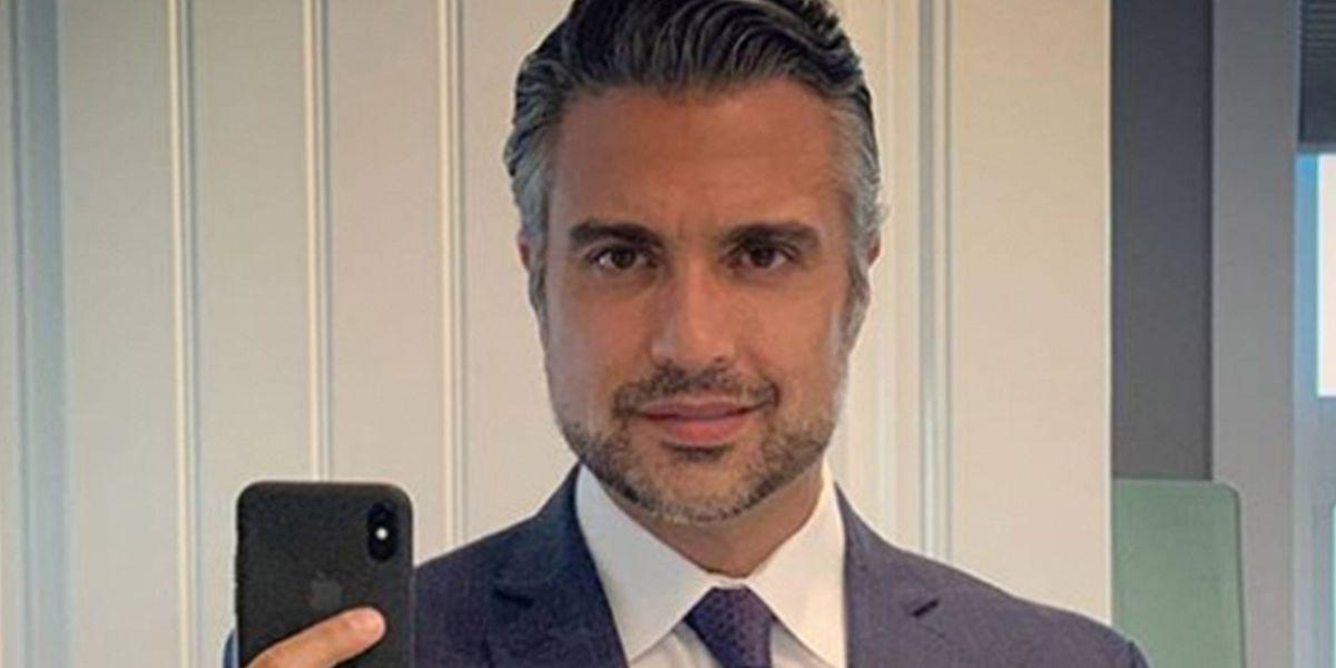 Jaime Camil enamora a las redes sociales con una foto junto a su hijo