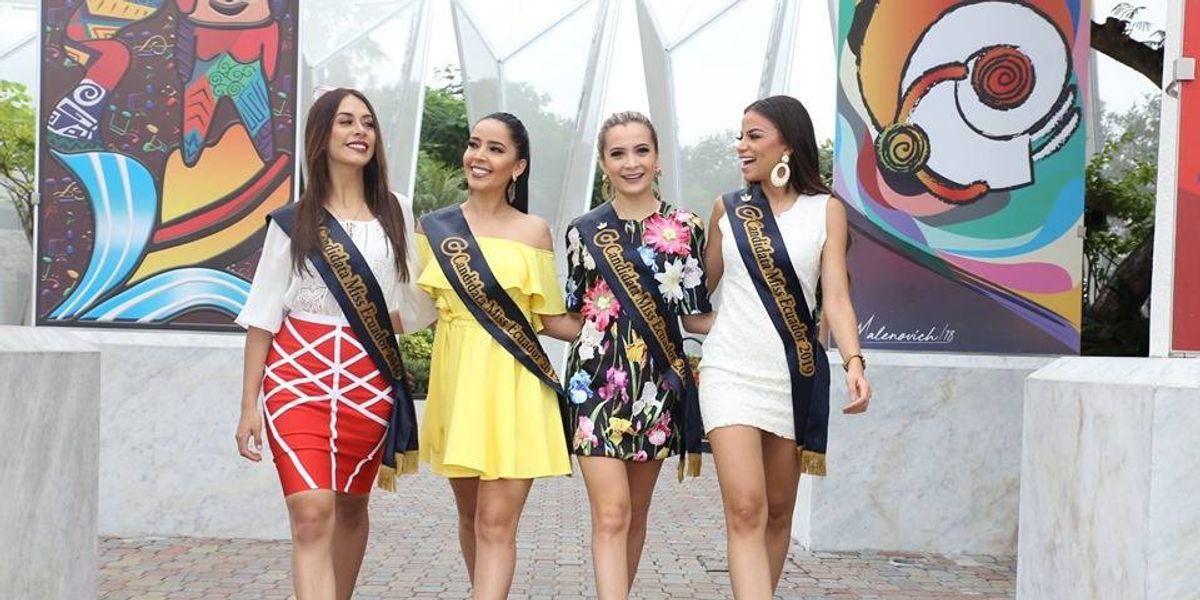 Todos los detalles para la elección de la nueva Miss Ecuador 2019-2020