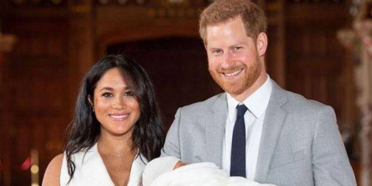 El título real que podría tener Archie, el hijo de Meghan Markle y el príncipe Harry