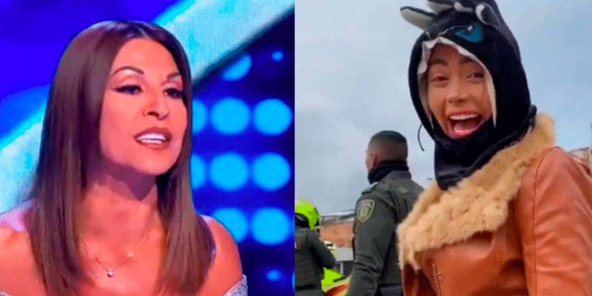 Las palabras de Amparo Grisales a 'Epa Colombia'