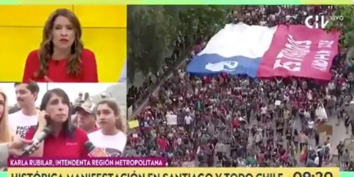 Como todos los años: revelan los mejores pantallazos de la TV chilena del 2019