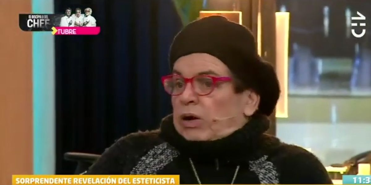 "La peculiar manera con que Gonzalo Cáceres afirma haber ""descubierto"" a Tonka Tomicic"