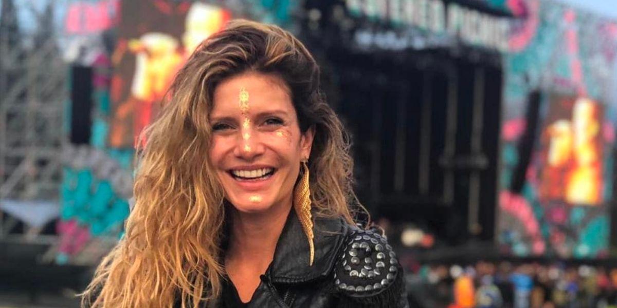 Mabel Moreno confirmó que su relación con el actor Iván López terminó