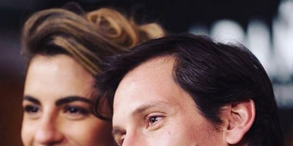 ¡Flechazo a primera vista! Así empezó la historia de amor entre Gabriel Urzúa y Carmen Zabala