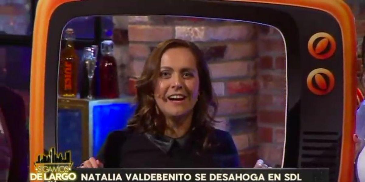 """Tenía miedo de venir, pensé que había un acusado de abuso"": Natalia Valdebenito envía mensaje en ""Sigamos de Largo"""