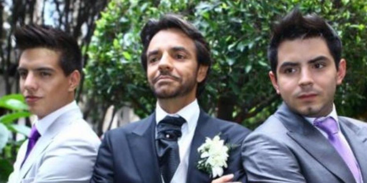 Así ha sido la complicada relación entre Vadhir Derbez y su hermano José Eduardo