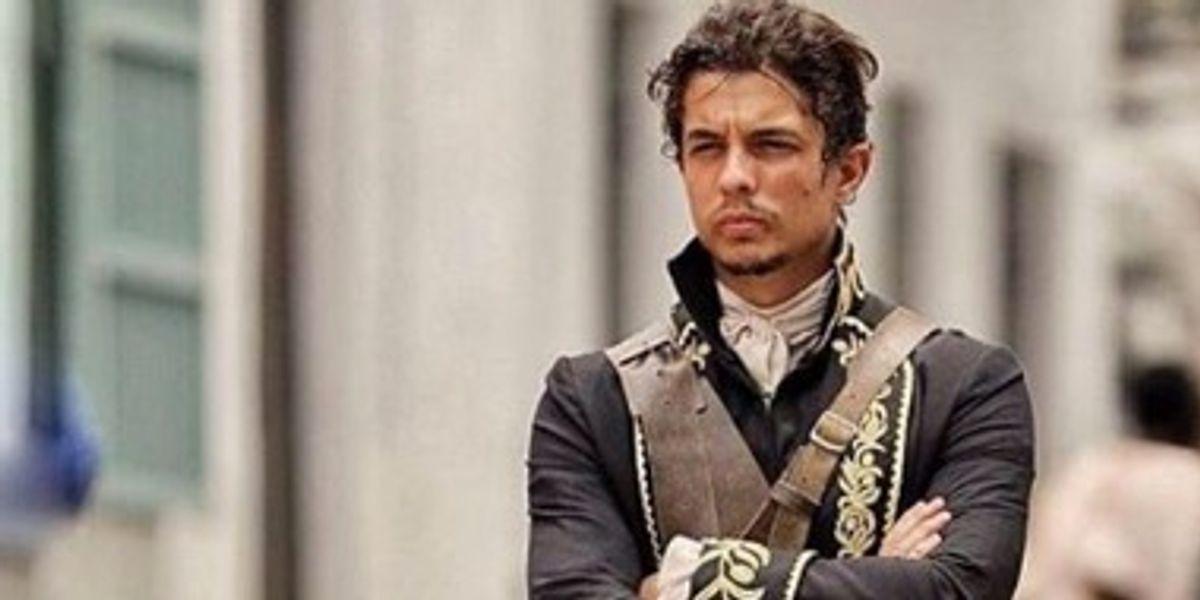 Conozca a José Ramón Barreto, actor que interpreta a 'Bolívar' de joven