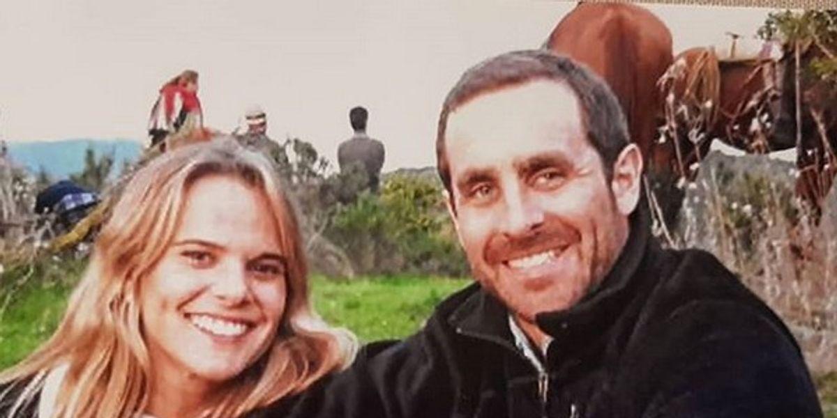 """""""Se fue de este mundo tranquila y feliz"""": el emotivo mensaje del esposo de Javiera Suárez"""