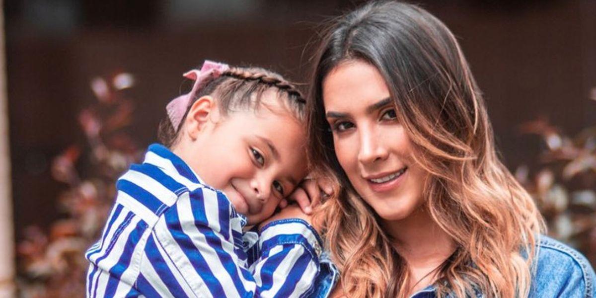 El lujoso colegio en el que estudia Salomé, la hija de Daniela Ospina