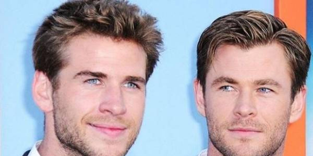 Chris Hemsworth y Liam Hemsworth son los más irresistibles sin camisa