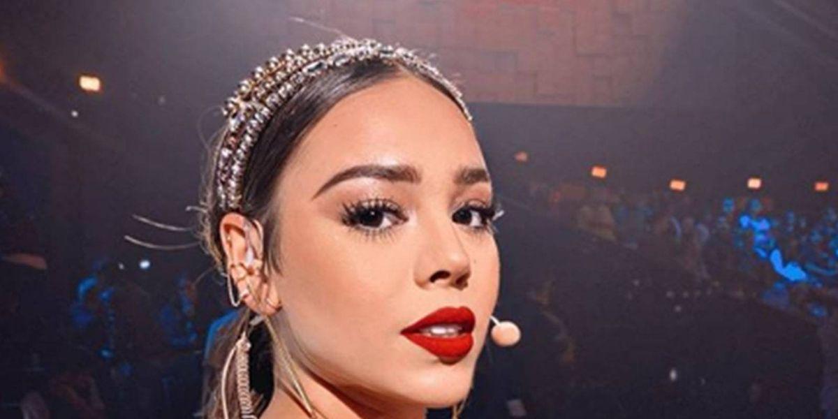 Danna Paola enfrenta a participante en La Academia y la comparan con Lolita Cortés