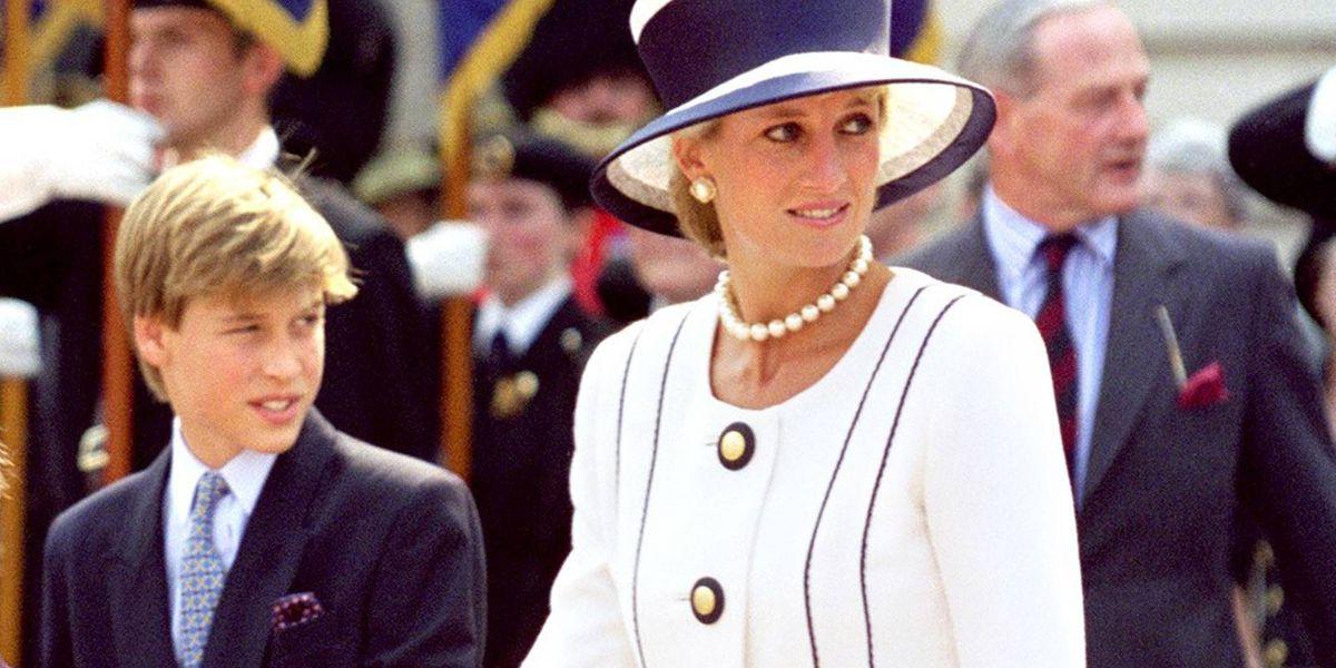 La desgarradora pregunta que torturó al príncipe William tras la muerte de su madre Lady Di
