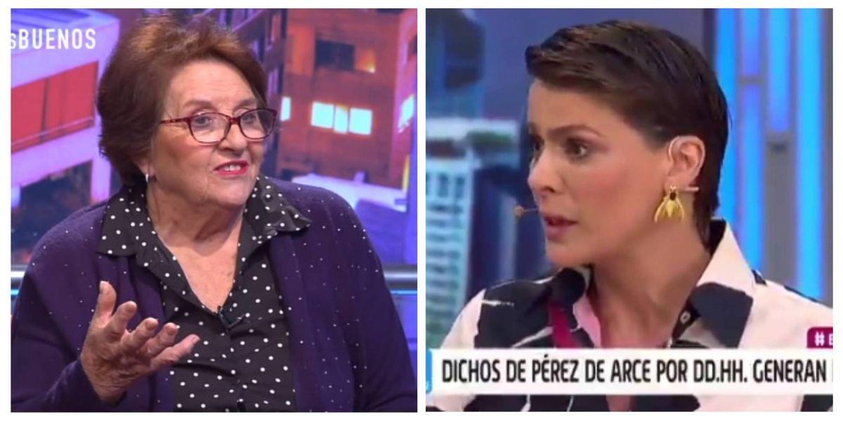 Doctora Cordero repasa a Tonka Tomicic tras expulsar a Hermógenes Pérez de Arce