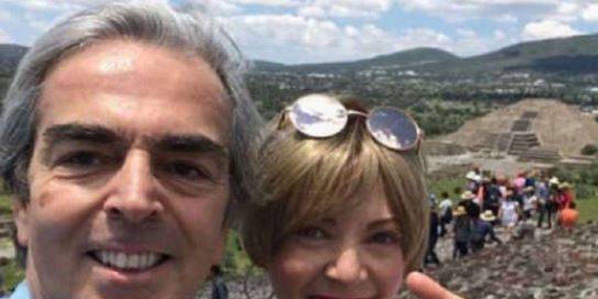 El viudo de Edith González recuerda a la actriz a dos meses de su fallecimiento
