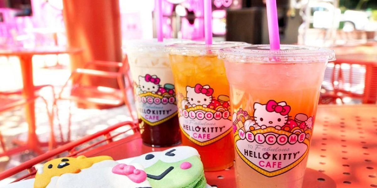 Hello Kitty abrirá un café en Las Vegas y lo amarás con locura