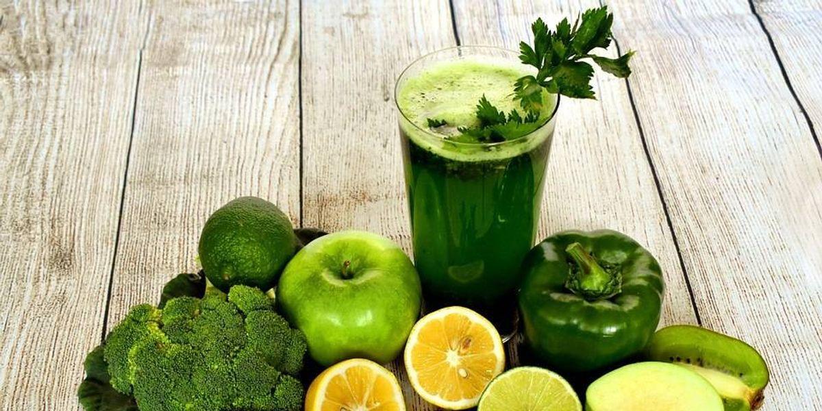 Jugos con berro y brócoli para reducir el apetito