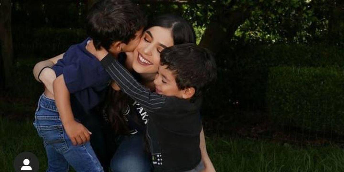 Cuánto han crecido los gemelos adorables de Biby Gaytán y Eduardo Capetillo