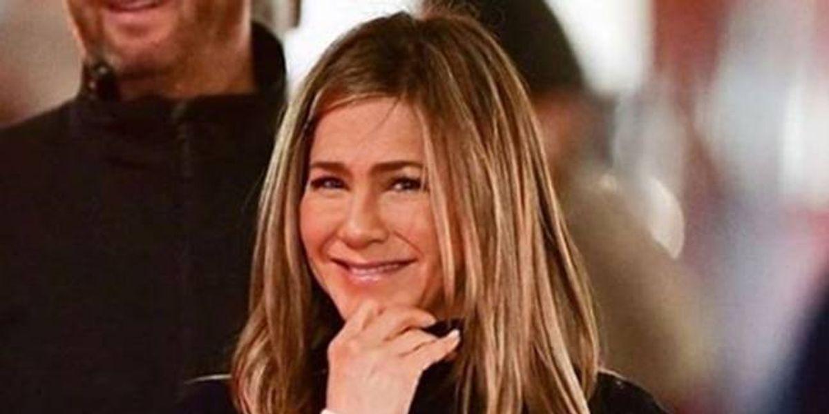 Jennifer Aniston demuestra que las relaciones no se terminan por 'la otra'