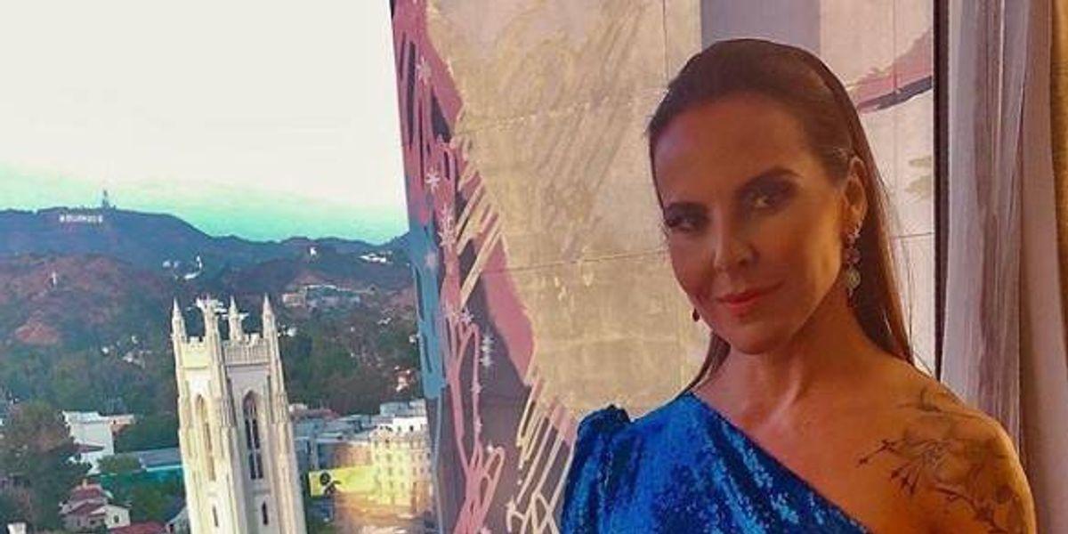 Kate del Castillo habló sobre su posible romance con Vadhir Derbez