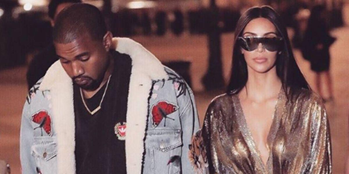 FOTO: Kim Kardashian le juega una pesada broma a Kanye West y lo ridiculiza en redes