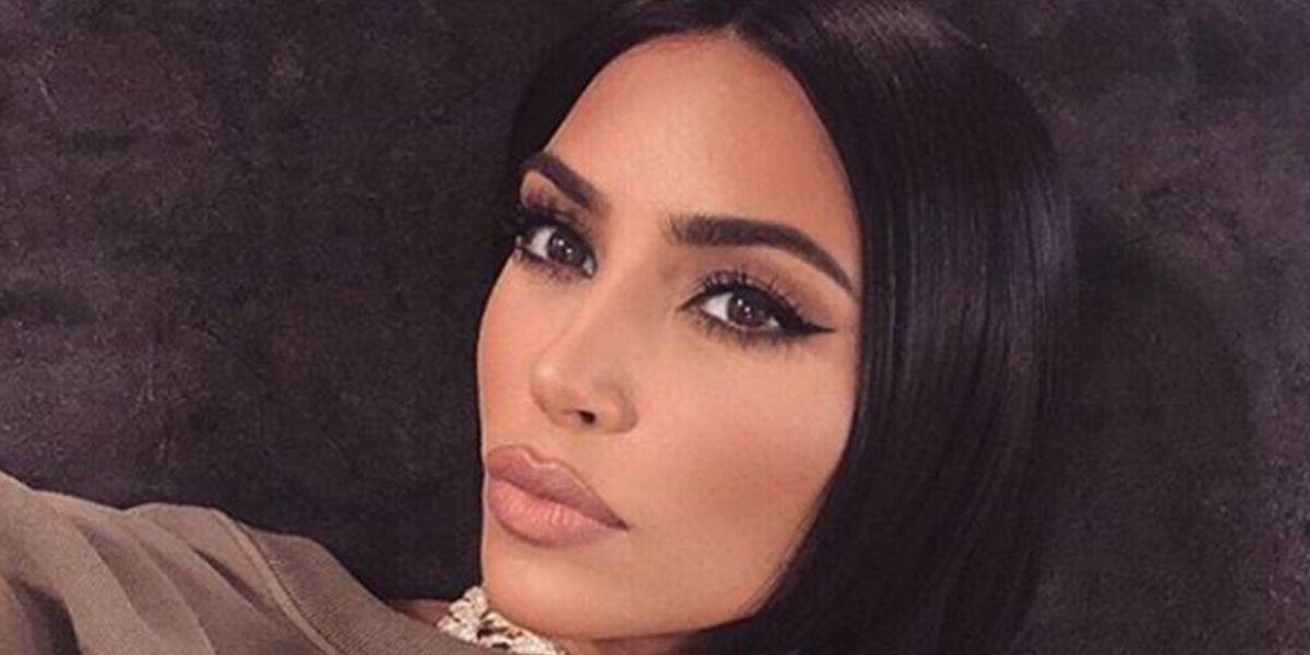 El nuevo look de Kim Kardashian con el que luce irreconocible