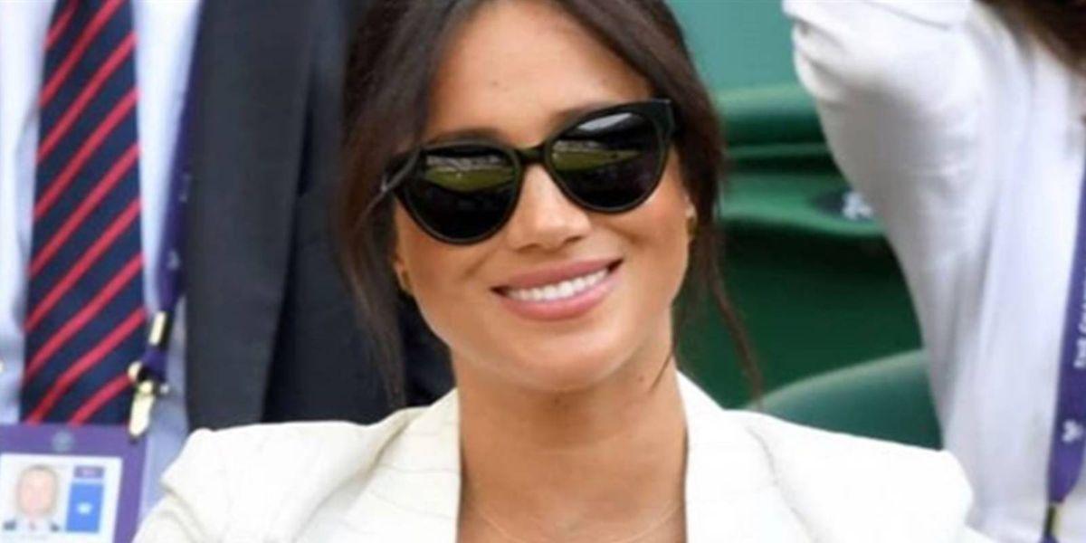 El tierno detalle con el que Meghan Markle le rindió homenaje a su hijo Archie en Wimbledon