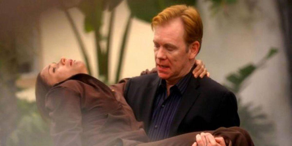 Mira la sorprendente escena que protagonizó Meghan Markle en 'CSI Miami'