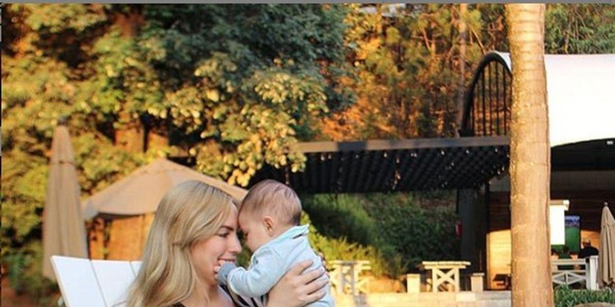 """Melina Figueroa realiza potente reflexión sobre la maternidad: """"Eso que ven nuestros hijos será su reflejo y motivación"""""""