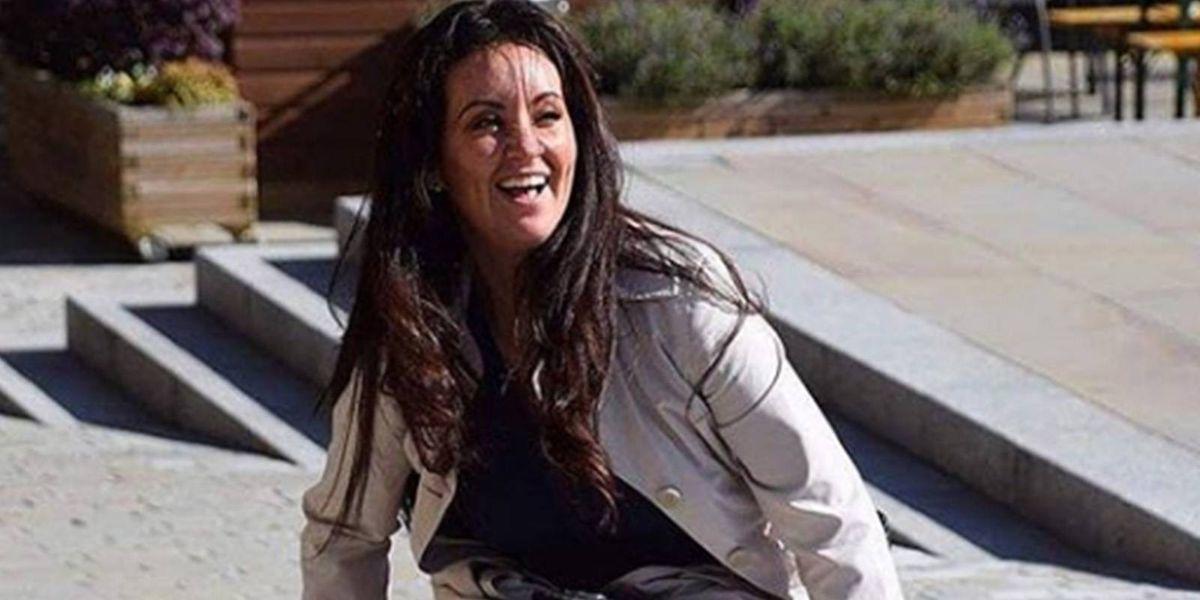 Su esposo la abandonó al quedar parapléjica y ella le dio una gran lección