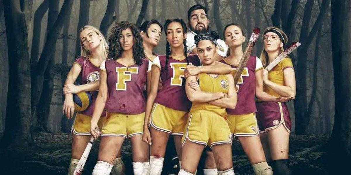 'Chicas con Pelotas' es la película de Netflix con un genial mensaje de poder femenino