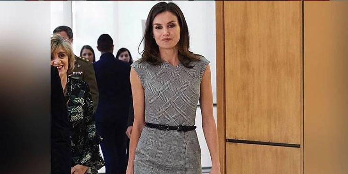 La reina Letizia de España tiene una nueva debilidad en su vestimenta y es británica