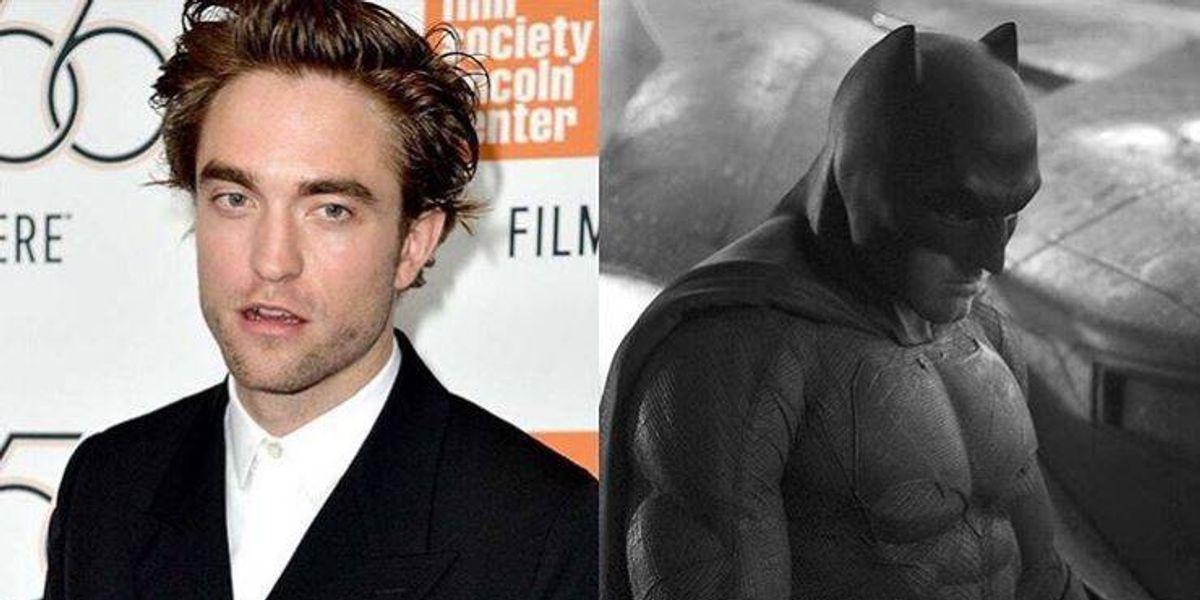 [FOTOS] Robert Pattinson fue visto entrenando en la playa para su papel como Batman