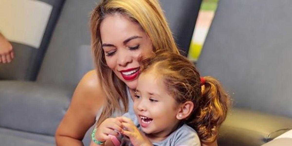Video: ¡Una locura! así fue la rumba de la ex esposa de Jessi Uribe