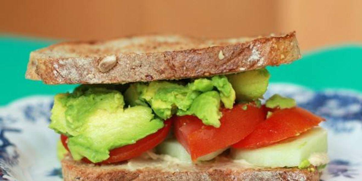 Ideas de sándwiches deliciosos y saludables para llevarte al trabajo