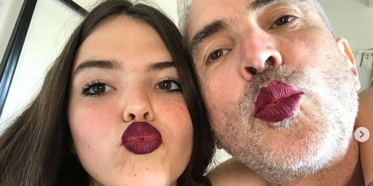 El envidiable y original estilo de Tess Bu, la hija de Alfonso Cuarón