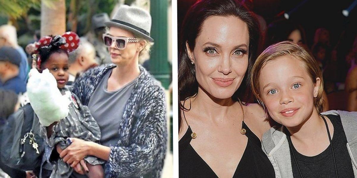 Angelina Jolie y Charlize Theron, las actrices que han dado un ejemplo sobre la aceptación transgénero
