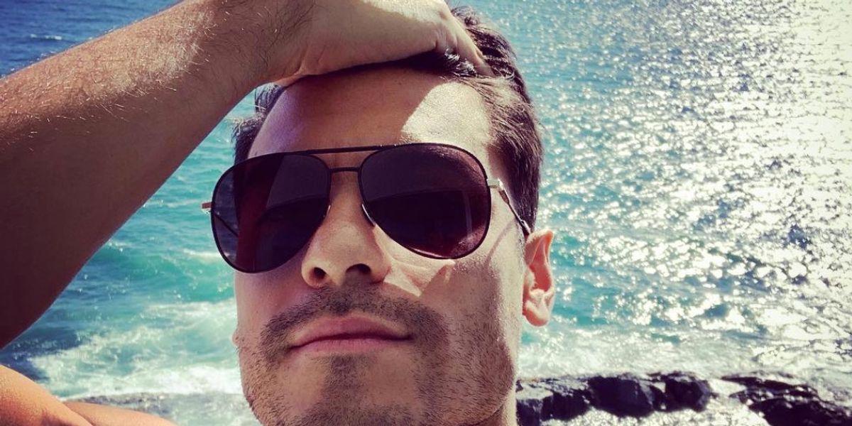 5 fotos de Carlos Rivera de vacaciones que demuestran que es el hombre perfecto