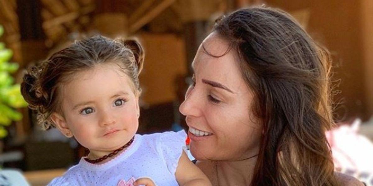 María, la sexta hija de Inés Gomez Mont sorprende con lo grande y hermosa que está