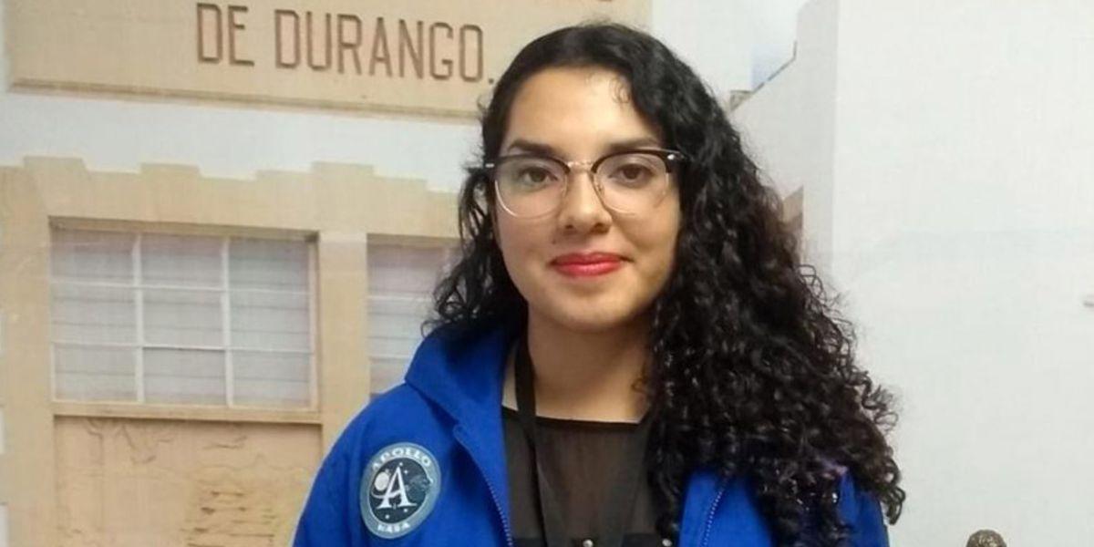 Joven mexicana trabajará en proyecto de la NASA durante un año