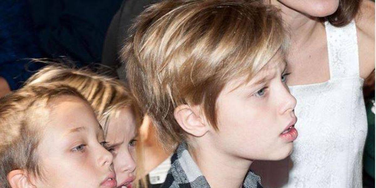 FOTOS: los cambios físicos más notorios en Shiloh Jolie Pitt en plena adolescencia queriendo ser niño